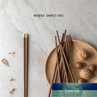 1 çift çevre açısından japon kullanımlık çubuk doğal suşi Çince sofra mutfak eşyaları dostu taşınabilir çubukları