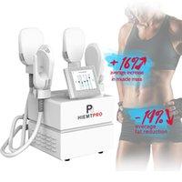 Fitness Muscle Building Portable Hiemt Minceur Machine Haute Intensité Sculpture du corps Sculpteur de muscle électrique Hiembropro