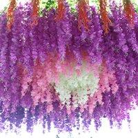 الاصطناعي الكوبية الوستارية الزهور لمحاكاة الزفاف قوس الروطان الجدار شنقا المنزل حزب الديكور الزهور وهمية