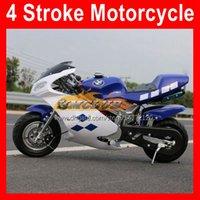 49cc 50cc Мини мотоцикл 4 инсульта спортивный маленький локомотив Superbike Moto Bikes ручной работы самокат Kart детские подарочные гонки реальные автоцикл верхний бензин мотоцикл