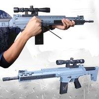 البلاستيك الكهربائي ual المياه رصاصة بندقية بندقية لعبة outdoors انتصار نموذج الألوان لعب للهدايا الكبار cs اطلاق النار لعبة
