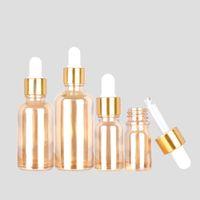 10x15ml 20ml 유리 dropper 병에 대 한 액체 dropper 바이알에 대 한 화장품 향수 에센셜 오일 100ml 50ml 30ml10ml