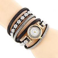 Moda feminina coreana pulseira de luxo Shambhala Diamond Watch Style