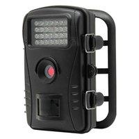 사냥 카메라 Lumiparty 야외 방수 HD 적외선 카메라 SD 카드 레코드 자동 모니터링 야간 투시경