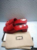 Zapatos de diseño de alta calidad! 2021 Summer Fashion Fruit Slide Tallón de tacón alto zapatillas de lujo zapatos de playa sandalias de mujer caja grande 35-41