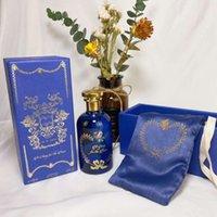 Son Mavi Şişe Bahçe Gül Erkek Kadınlar için Bir Şarkı Parfüm 100 ml Sprey Taze Hoş Parfüm Uzun Ömürlü Hızlı Gemi