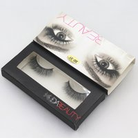 3D H DA FALSO EYELASHES EXTENSIONES Hecho a mano pestañas voluminosas para maquillaje de ojos Kyli Cosmetics