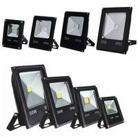 LED RGB 투광 조명 10W-200W 야외 색상 변경 조명 원격 제어 IP65 방수 Dimmable 벽 세탁기 빛 홍수 램프 크레딧