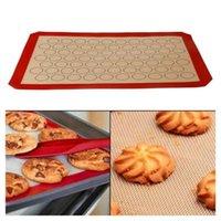 Silicone Baking Mate Pad Sheet Gadget Não-Stick Cozinha Suprimentos Ferramentas Pastelaria 1 Pc Rolling Dough Pins Placas
