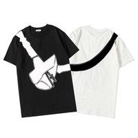 Mens Stylist T Shirt Friends Uomo Donna Tshirt Tshirt Alta qualità Marca Slim Fit Hip Hop Tees Size S-XXXL