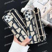 النسيج شارة iPhone 12 Pro Max Fashion Cases مع DD Brand Designer جميل حالة الهاتف Forphone 11 12PRO 11XS XSMAX XR 8Plus 8 7Plus تاجر الجملة