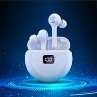 TW13 Bluetooth 5.0 Wireless Earphone TWS Headphones Touch Control Earbuds 9D Gaming Headset 3500mAh Headphone For Phone PK JIELI LUODA 3rd