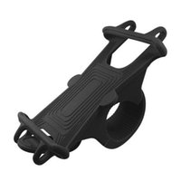 Stroller Parts & Accessories For Motorcycle Convenient High Flexible Bike Portable Bicycle Mount Mobile Phone Holder Baby Silicone Support U