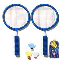 Outdoor Sports Badmintonschläger Jungen Mädchen Kinder Hobby Tennisschläger Aluminiumlegierung Fun Entertainment Unisex Training Sachen