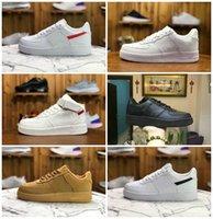 Top Quality 2021 novos designers Outdoor homens sapatos de skate barato um unisex 1 knit euro ars high mulheres todos os brancos preto formadores vermelhos esportes sapato