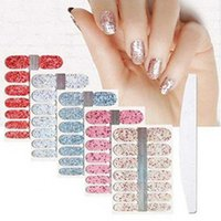 Charms Nail Sticker Decals Sliders Breathable Self- Adhesive ...