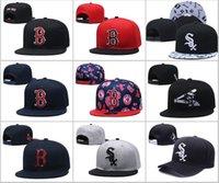 2021 Высочайшее качество Мужская Чикаго Бейсбольная спортивная команда Hats Встроенные Дизайн Фан Американский Спорт Один размер Плоские Регулируемые колпачки Спорт Итак