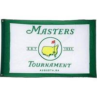 Masters PGA Golf 3x5 Flagge, benutzerdefinierte 3x5ft-Flaggen, All Country Digitaldruck 80% blutet, 100d Polyester, schnelles Schiff, freies Schiff