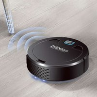 Robot Intelligent Floor Cleaning Modes Sweeping Machine Automatic Vacuum Cleaner For Pet Hairs Hard Carpet Lamp Lazy