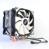 Cooler Cooling Fan RGB 120mm 4 Copper Pipe X79 X99 Motherboard AMD3 AM4 LGA Intel 1200 1356 1150 1155 1366 Fans & Coolings