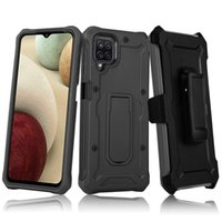 New Style 2 In 1 With Belt Clip Kickstand Phone Cases Cover For Motorola One 5G Ace G Stylus Power Play 2021 5G 4G