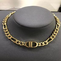 Designer Schmuck Neue Schlüsselbein Kette Halskette Mode Kompass Armband Kragen Mann C642