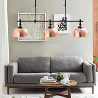 Pendant Lamps Modern Led Iron Luminaire Nordic Light Kitchen Chandeliers Industrial Lamp Ring Dining Rooom Bedroom