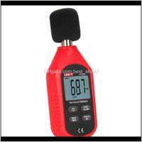 متر وحدة UT353 أداة قياس الضوضاء DB 30130DB مراقبة مؤشر اختبار مصغرة O مستوى الصوت متر ديسيبل endnd tbuiy