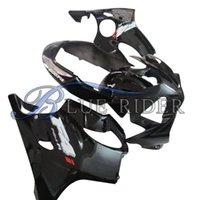 Motobike Fairings Bodyworks For HONDA CBR600 F4i 2004-2007 2004 2005 2006 2007 Black Red Bodywork Fairing + Tank Cover Injection Mold