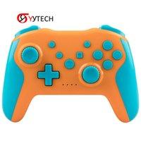 Cable de Syytech Gamepad Controlador inalámbrico + Cargadores Joystick para NS Switch Pro PS3 PC Android TV Box Accesorios de juego
