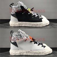 Readymade x Blazer Sapatos Mid Travis Sports Sneakers Mulheres e Homens Treinadores Outdoor Casual Sapato