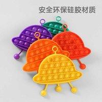 Mingechuan Puzzle pour enfants Rat tuer Pioneer Silicone Jouet Flying Saucery Bureau Début Éducation Jeu de développement du cerveau