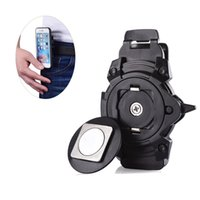 Cell Phone Fanny Pack Belt Clip Multi-function clamp Chatelaines Universal Protective Case Adhesive detachable New sliding sleeve Ultra thin Sash Gentlemen