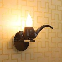 الجدار مصباح مصابيح الإبداعية الحديثة غرفة المعيشة غرفة المعيشة السرير الراتنج الزخرفية lihgts ليلة ضوء الإضاءة الداخلية