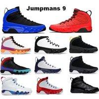 Jumpman Basketbol Ayakkabıları 9 9 S Erkekler Dünyayı Değiştir Motorlu Tekne Jones Rüya Üniversitesi Altın Spor Salonu Kırmızı Racer Mavi 2021 Gri Otantik Eğitmenler Sneakers