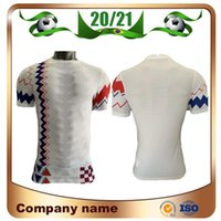 MEN20 / 21 스페셜 에디션 플레이어 버전 # 7 MBAPPE 축구 유니폼 2020 파리 화이트 # 10 Neymar JR 축구 셔츠 Verratti Cavani 축구 유니폼