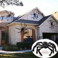 30 cm / 50 cm / 75 cm / 90 cm / 125 cm / 150 cm / 200 cm czarny wirowy halloween dekoracja spookhouse prop salowy zewnętrzna gigantyczna dekoracja