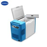 Лабораторные принадлежности 20L Портативный -86 ° Степень Цельсия Ультра-Низкий температурный Холодильник Для Лабораторных Образных Хранение Ульт Морозильник