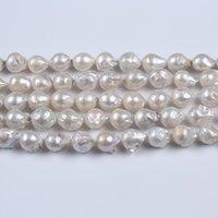 Collana per perle barocche per perle barocche da 10-12mm