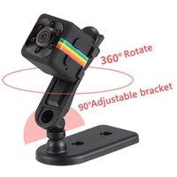 Webcams SQ11 Mini Camera HD 1080P Sensor Sport Infrared Nigh Motion Pocket Small Camcorder Night Vision DVR Micro Recorder