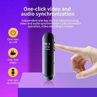 Digital Voice Recorder Mini USB Drive 4G 8G 16G 32G Ai Smart Noise Reduction Portable Video Pen Recordings