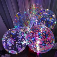 Sıçrama topu 20-inch baskılı mutlu doğum günü partisi mektubu internet ünlü dekorasyon ML27