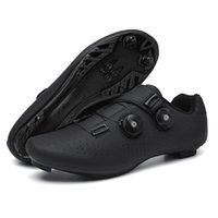 Велосипедная обувь MTB SPD Clear самоблокировка горных велосипедов кроссовки мужской дороги обувь велосипедная обувь дышащая плоская 210702
