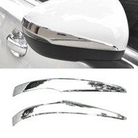 For Mercedes-Benz CLA C118 2019-2021 Car Accessories Side Rearview Mirror Cover Anti-scratch Visor Trim Sticker Frame