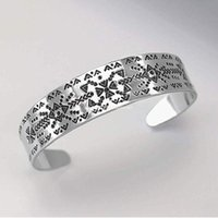 Bangle 10Pcs Flat Blank Bending Stamping Customizing Bracelet Blanks Jewelry Making Dropship