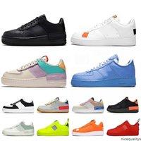 Top Moda Sombra Tropical Twist Preto 1 Um Mens Feminina Correndo Sapatos JDI Branco MCA Universidade Azul Plataforma Sneakers Treinadores Utilidade