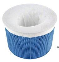 20pcs / lot Pool Skimmer Socks Filtri Filtri Cesti, Skimmers pulisce detriti e foglie per piscine a terra in terra HWD7284