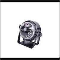 Pusula Pusula Dashboard Dash Dağı Deniz Tekne Kamyon Araba Siyah Renk Toptan Açık Gadgets HX4ML WC9ZQ