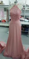 2021 حقيقي صور غمد فساتين العروسة الرسن مرونة الحرير مطرزة الدانتيل الطابق طول مخصص خادمة الشرف dresse