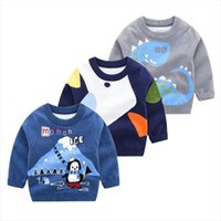 Vestiti per bambini inverno caldo maglione lavorato a maglia per bambini ragazzi ragazze manica lunga pullover cartoon top casual outwear 2 6yrs